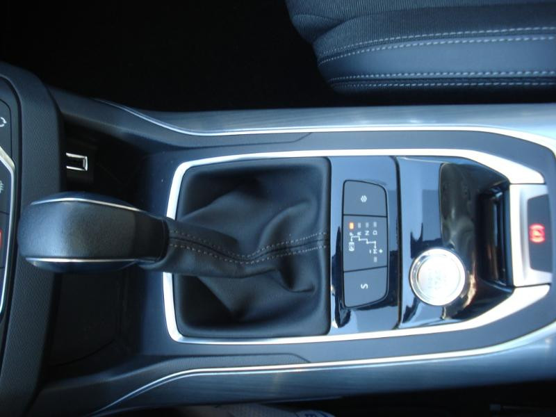 Peugeot 308 1.5 BlueHDi 130ch S&S Allure Business EAT6 Blanc occasion à Aurillac - photo n°9