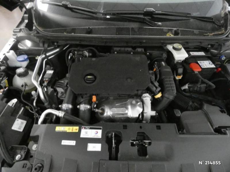 Peugeot 308 1.5 BlueHDi 130ch S&S  Allure EAT8 7cv Gris occasion à Corbeil-Essonnes - photo n°12