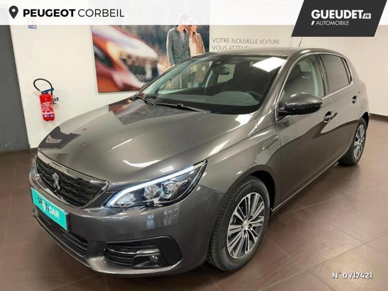 Peugeot 308 1.5 BlueHDi 130ch S&S Allure Pack  occasion à Corbeil-Essonnes