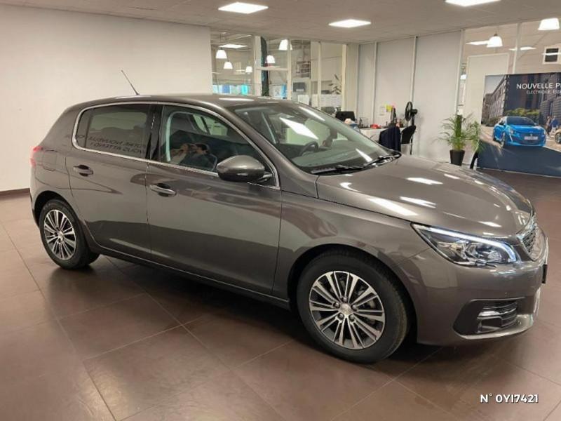 Peugeot 308 1.5 BlueHDi 130ch S&S Allure Pack  occasion à Corbeil-Essonnes - photo n°2