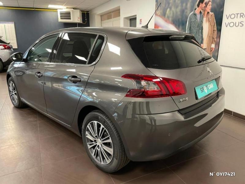 Peugeot 308 1.5 BlueHDi 130ch S&S Allure Pack  occasion à Corbeil-Essonnes - photo n°16
