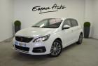 Peugeot 308 1.5 BLUEHDI 130CH S&S ALLURE PACK Blanc à Quimper 29