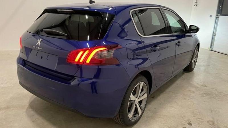 Peugeot 308 1.5 BLUEHDI 130CH S&S ALLURE Bleu occasion à Labège - photo n°7