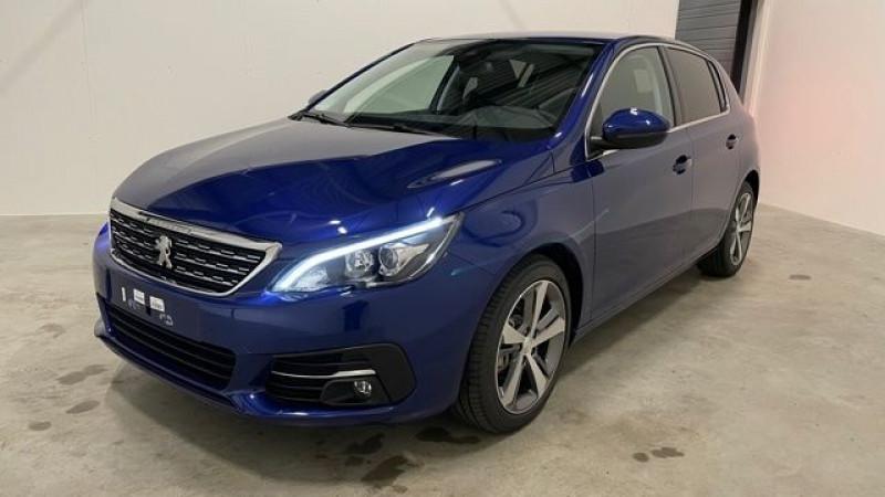Peugeot 308 1.5 BLUEHDI 130CH S&S ALLURE Bleu occasion à Labège
