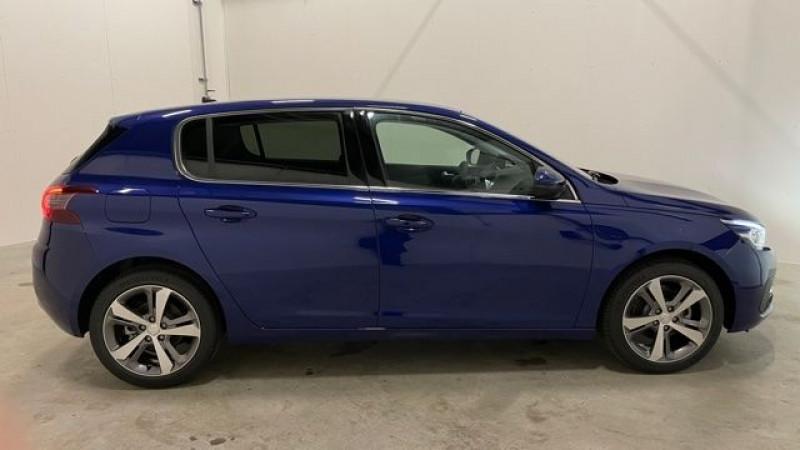 Peugeot 308 1.5 BLUEHDI 130CH S&S ALLURE Bleu occasion à Labège - photo n°8
