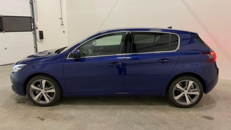 Peugeot 308 1.5 BLUEHDI 130CH S&S ALLURE Bleu occasion à Labège - photo n°4