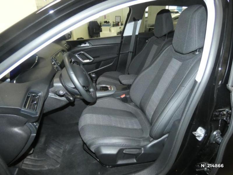 Peugeot 308 1.5 BlueHDi 130ch S&S Allure Noir occasion à Corbeil-Essonnes - photo n°9