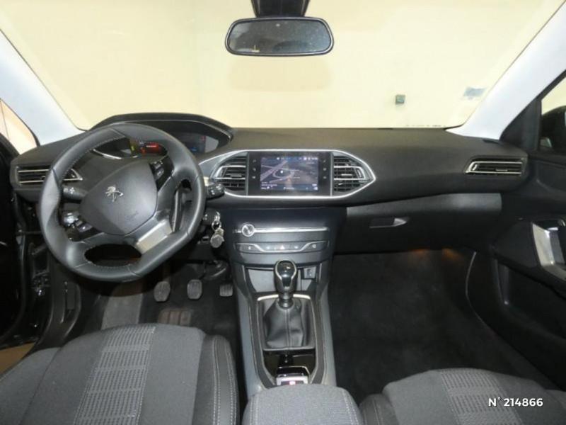 Peugeot 308 1.5 BlueHDi 130ch S&S Allure Noir occasion à Corbeil-Essonnes - photo n°8