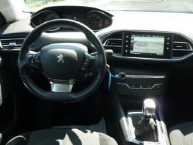 Peugeot 308 1.6 BLUEHDI 120CH ACTIVE BUSINESS S&S 5P Blanc occasion à Toulouse - photo n°7