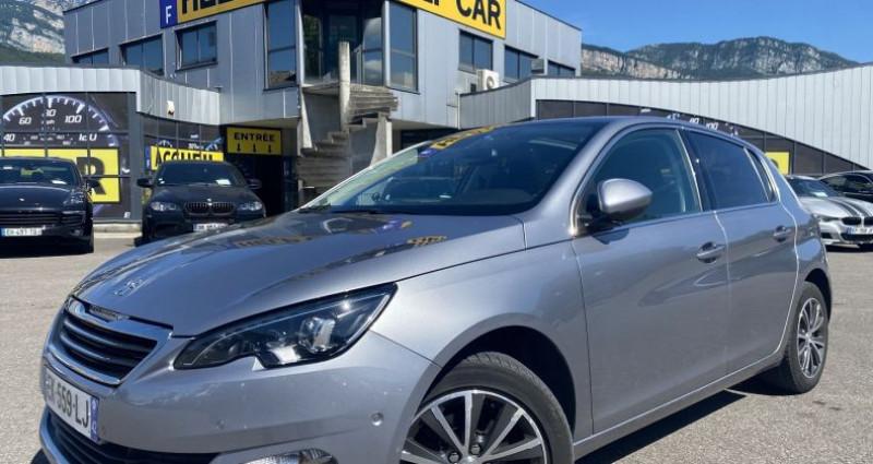 Peugeot 308 1.6 BLUEHDI 120CH ALLURE S&S 5P Gris occasion à VOREPPE