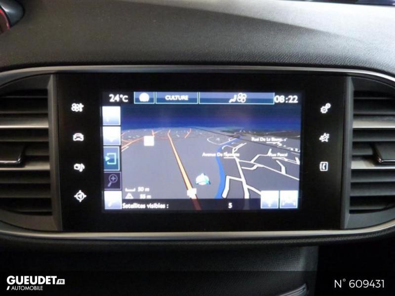 Peugeot 308 1.6 BlueHDi 120ch Style S&S 5p Blanc occasion à Meaux - photo n°15