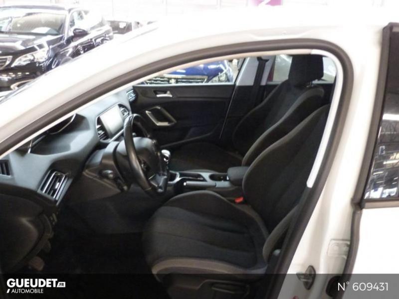 Peugeot 308 1.6 BlueHDi 120ch Style S&S 5p Blanc occasion à Meaux - photo n°11