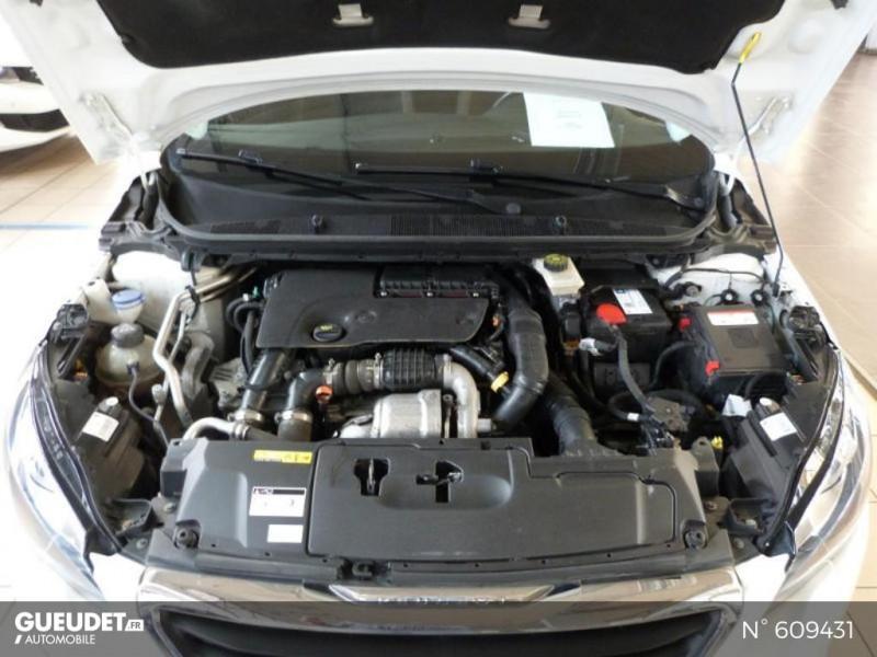 Peugeot 308 1.6 BlueHDi 120ch Style S&S 5p Blanc occasion à Meaux - photo n°19