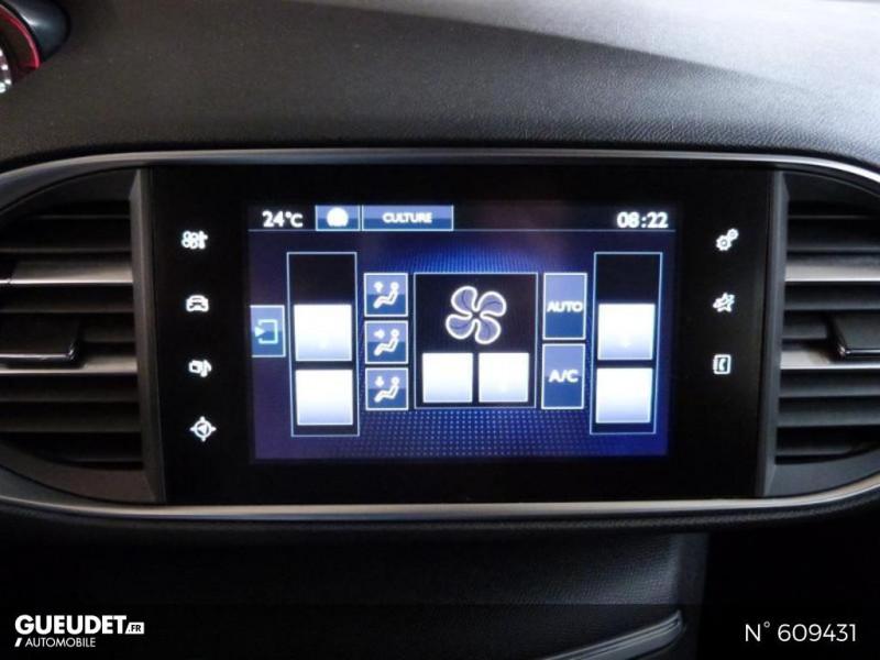 Peugeot 308 1.6 BlueHDi 120ch Style S&S 5p Blanc occasion à Meaux - photo n°16