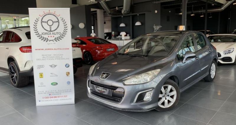 Peugeot 308 1.6 e-HDi 112ch FAP Allure Gris occasion à LE SOLER