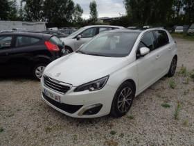 Peugeot 308 1.6 E-HDI FAP 115CH ALLURE 5P Blanc 2013 - annonce de voiture en vente sur Auto Sélection.com