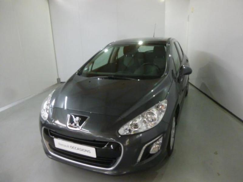 Peugeot 308 1.6 HDi 92ch FAP Style Gris occasion à VIRE