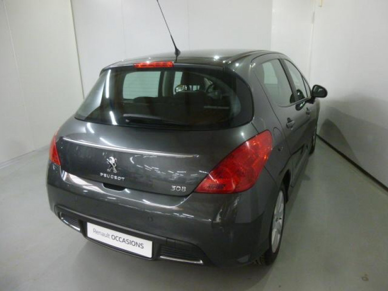 Peugeot 308 1.6 HDi 92ch FAP Style Gris occasion à VIRE - photo n°4