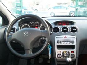 Peugeot 308 1.6 HDI92 FAP PACK LIMITED 5P Noir occasion à Toulouse - photo n°9