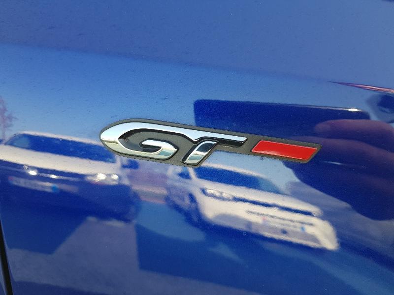 Peugeot 308 1.6 PureTech 225ch S&S GT EAT8 Bleu occasion à Onet-le-Château - photo n°20