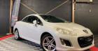 Peugeot 308 2.0 HDi163 FAP Féline BA 5p Blanc à MERY-SUR-OISE 95