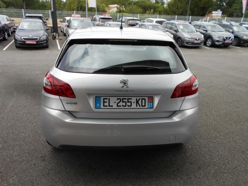Peugeot 308 308 1.6 BlueHDi 100ch SetS BVM5 Active Business Gris occasion à Bessières - photo n°2