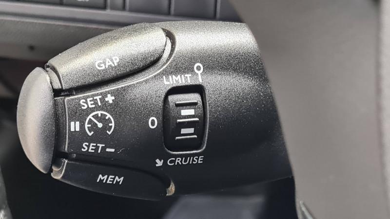 Peugeot 308 308 BlueHDi 130ch S&S BVM6 Allure Pack 5p Gris occasion à Aire sur Adour - photo n°15