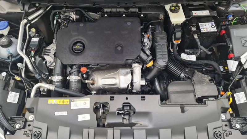 Peugeot 308 308 BlueHDi 130ch S&S BVM6 Allure Pack 5p Gris occasion à Aire sur Adour - photo n°16