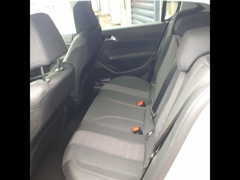 Peugeot 308 308 BlueHDi 130ch S&S BVM6 Allure Pack 5p Blanc occasion à Saint-Pierre-du-Mont - photo n°14