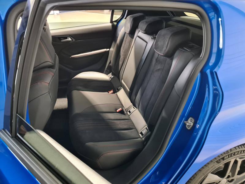 Peugeot 308 308 BlueHDi 130ch S&S EAT8 GT Pack 5p Bleu occasion à Saint-Pierre-du-Mont - photo n°9