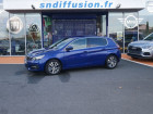 Peugeot 308 BlueHDi 130 BV6 ALLURE GPS Caméra Bleu à Lescure-d'Albigeois 81