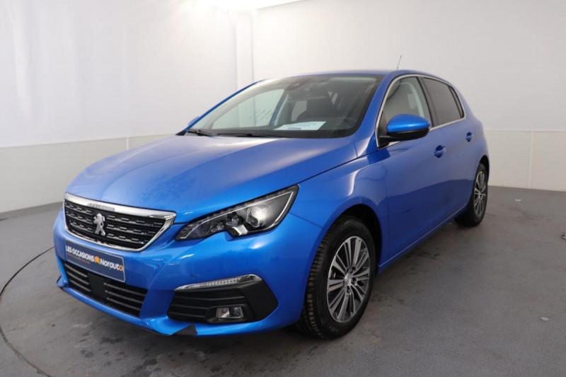 Peugeot 308 BlueHDi 130ch S&S EAT8 Allure Pack Bleu occasion à Toulouse