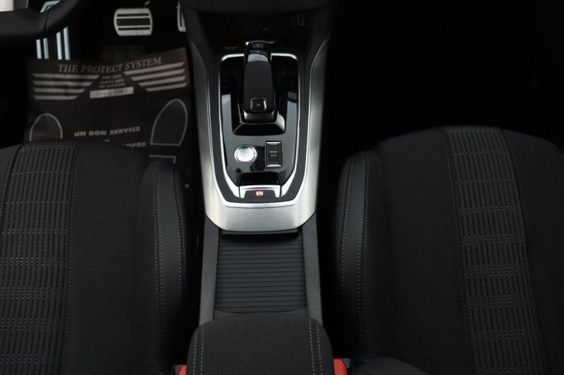 Peugeot 308 BlueHDi 130ch S&S EAT8 Allure Noir occasion à Seclin - photo n°11