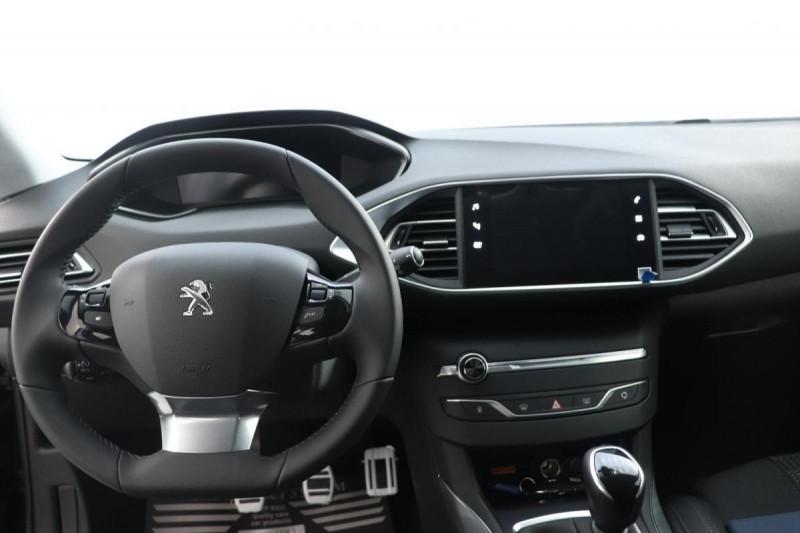 Peugeot 308 BlueHDi 130ch S&S EAT8 Allure Noir occasion à Seclin - photo n°4