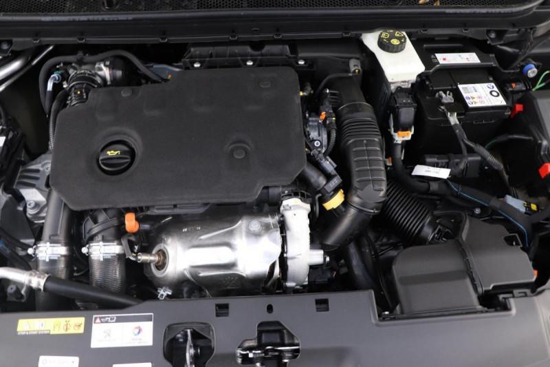 Peugeot 308 BlueHDi 130ch S&S EAT8 Allure Noir occasion à Seclin - photo n°12