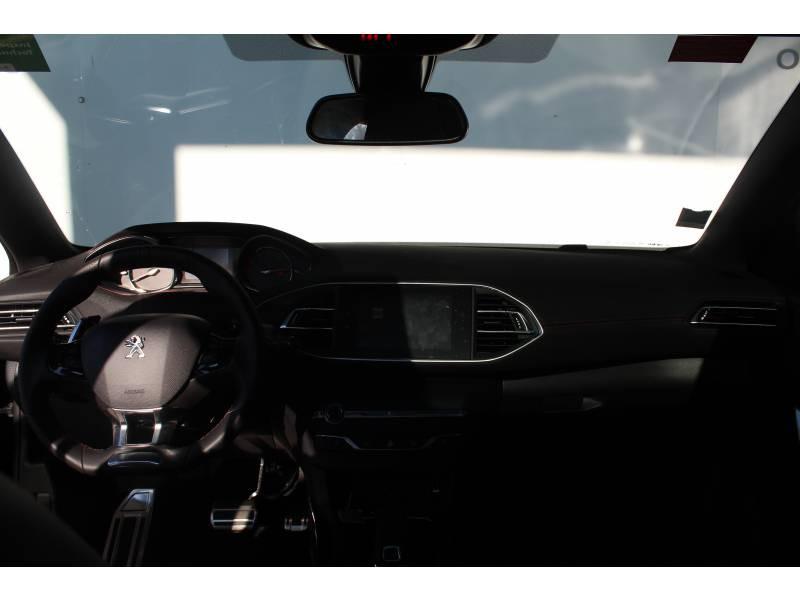 Peugeot 308 BlueHDi 130ch S&S EAT8 GT Line Noir occasion à Saint-Pierre-du-Mont - photo n°8