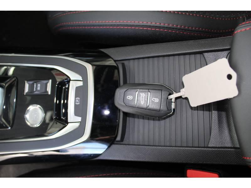 Peugeot 308 BlueHDi 130ch S&S EAT8 GT Line Noir occasion à Saint-Pierre-du-Mont - photo n°15