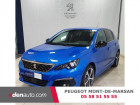Peugeot 308 BlueHDi 130ch S&S EAT8 GT Pack Bleu à Saint-Pierre-du-Mont 40