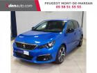 Peugeot 308 BlueHDi 130ch S&S EAT8 GT Pack Bleu à Saint Pierre du Mont 40