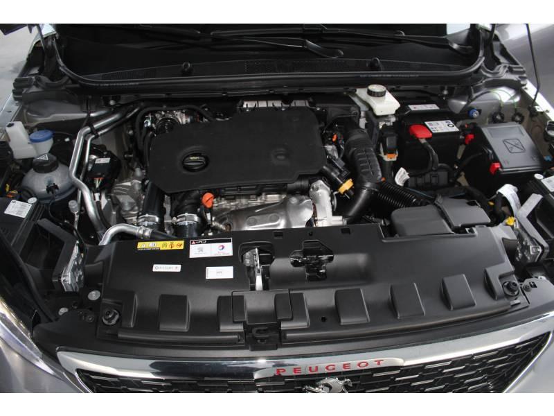 Peugeot 308 BlueHDi 130ch S&S EAT8 GT Gris occasion à Saint-Pierre-du-Mont - photo n°15