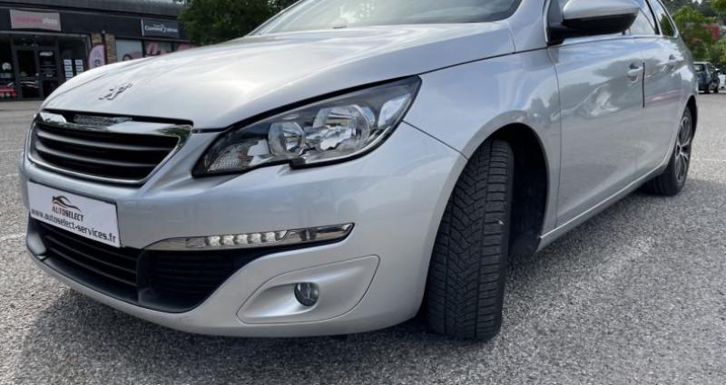 Peugeot 308 II 1.6 e-HDi FAP 115ch Active 5p Gris occasion à MARSEILLE - photo n°2