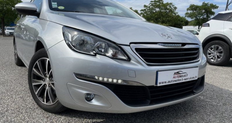 Peugeot 308 II 1.6 e-HDi FAP 115ch Active 5p Gris occasion à MARSEILLE