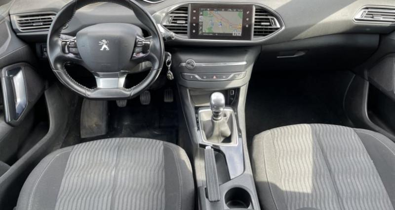 Peugeot 308 II 1.6 e-HDi FAP 115ch Active 5p Gris occasion à MARSEILLE - photo n°7