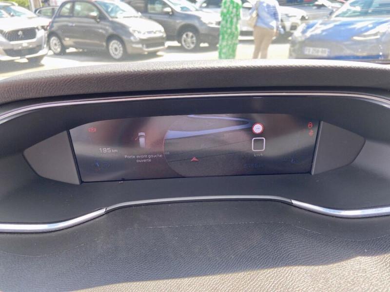 Peugeot 308 New BlueHDi 130 BV6 ROADTRIP Full Leds GPS Caméra Gris occasion à Lescure-d'Albigeois - photo n°19