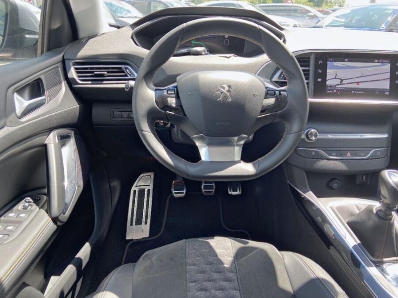 Peugeot 308 New BlueHDi 130 BV6 ROADTRIP Full Leds GPS Caméra Gris occasion à Lescure-d'Albigeois - photo n°11
