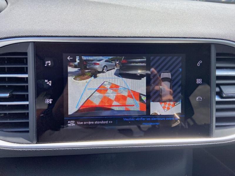 Peugeot 308 New BlueHDi 130 BV6 ROADTRIP Full Leds GPS Caméra Gris occasion à Lescure-d'Albigeois - photo n°15