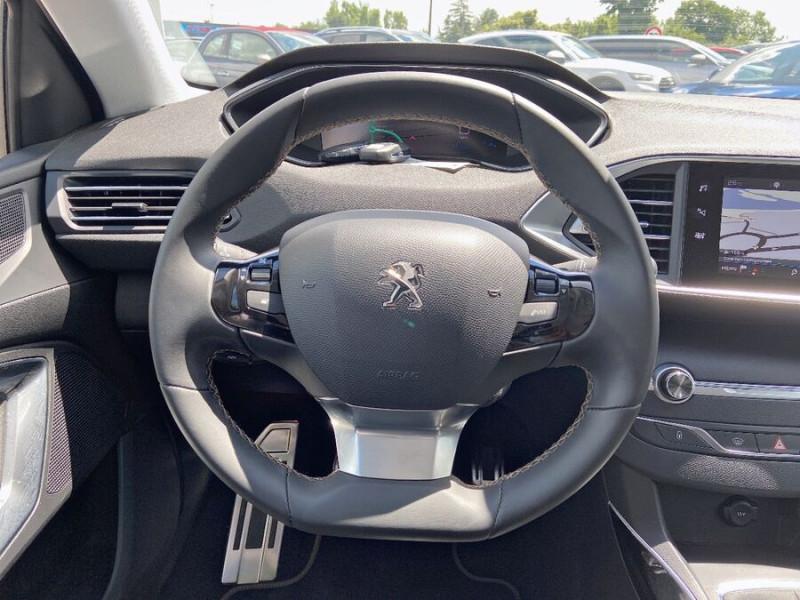 Peugeot 308 New BlueHDi 130 BV6 ROADTRIP Full Leds GPS Caméra Gris occasion à Lescure-d'Albigeois - photo n°13