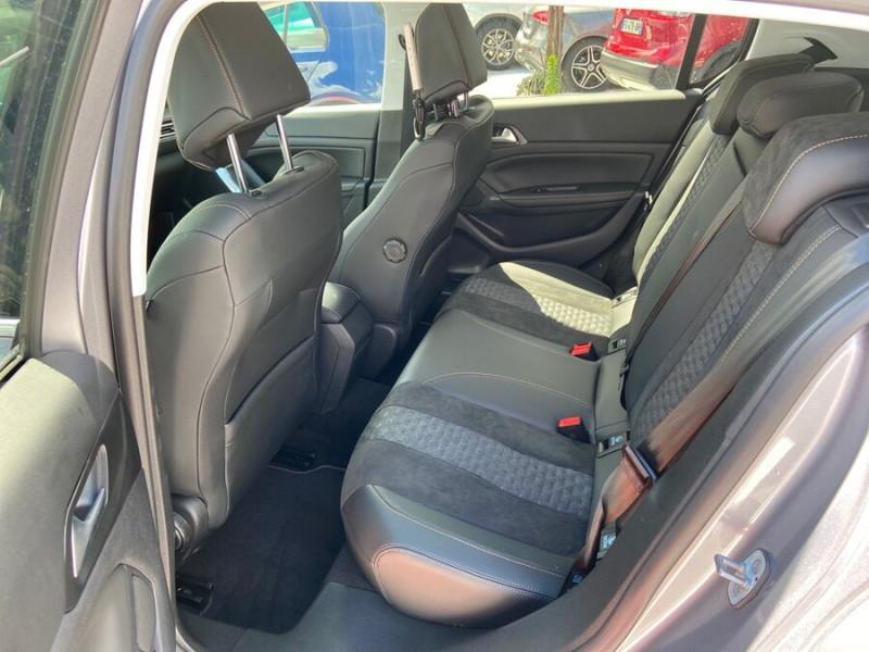 Peugeot 308 New BlueHDi 130 BV6 ROADTRIP Full Leds GPS Caméra Gris occasion à Lescure-d'Albigeois - photo n°4
