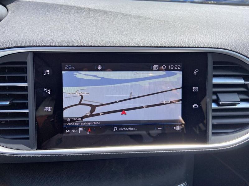Peugeot 308 New BlueHDi 130 BV6 ROADTRIP Full Leds GPS Caméra Gris occasion à Lescure-d'Albigeois - photo n°14