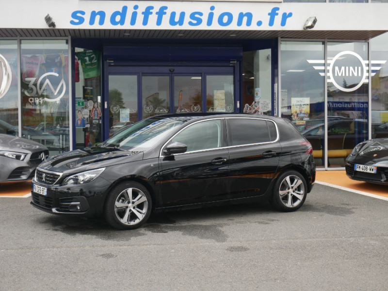 Peugeot 308 PureTech 110 BV6 TECH EDITION JA 17 Driver Sport Pack Noir occasion à Toulouse